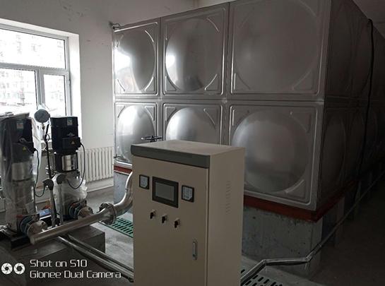 供水泵房设备