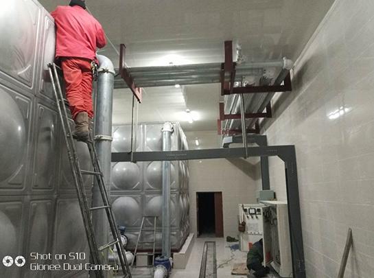 供水泵房安装
