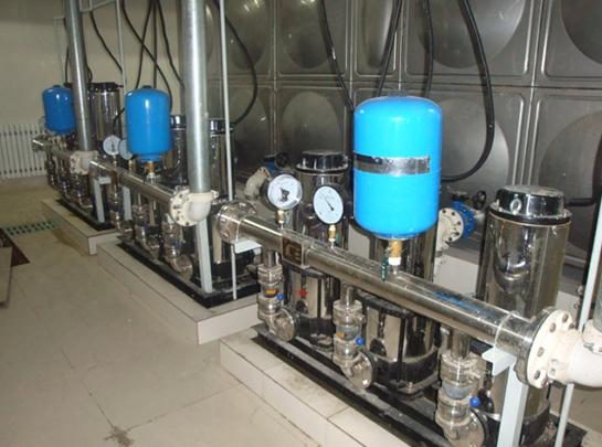 屏蔽式供水多级离心泵