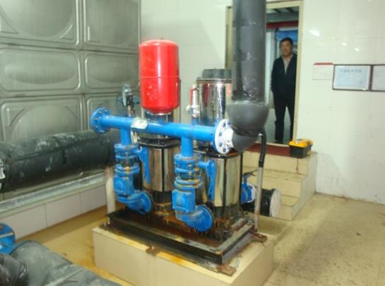 供水多级离心泵