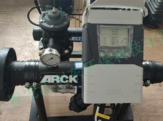 林甸叠片过滤器设备安装项目