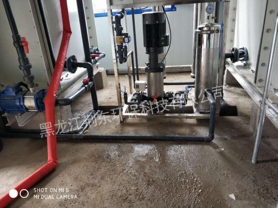大型企业水处理设备