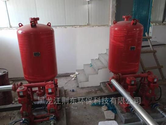 某小区消防泵设备